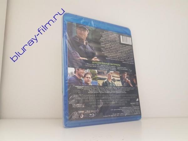 Человек, который изменил все (Blu-ray)