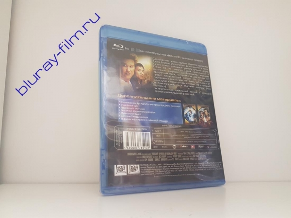 Большой переполох в Маленьком Китае (Blu-ray)