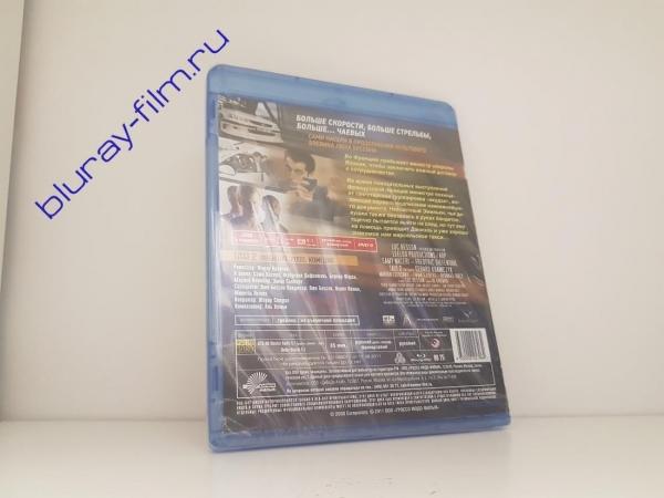 Такси 2 (Blu-ray)