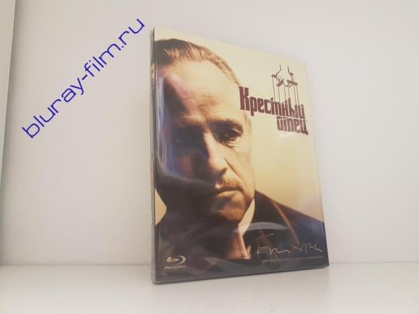 Крестный отец (Blu-ray)