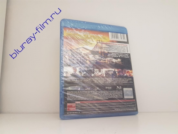 Смертельная гонка 2: Франкенштейн жив (Blu-ray)