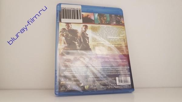 Терминатор 4: Да придет спаситель (Blu-ray)