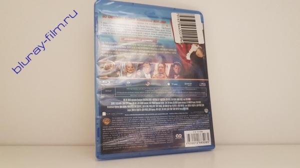 Невероятный Бёрт Уандерстоун (Blu-ray)