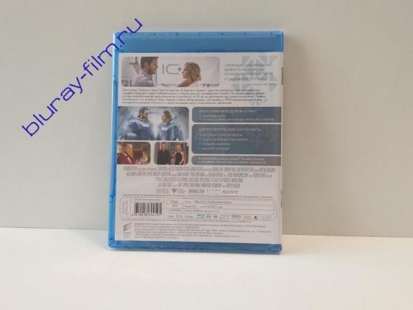 Пассажиры (Blu-ray)