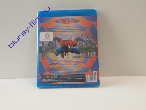 Человек-Паук (Blu-ray)