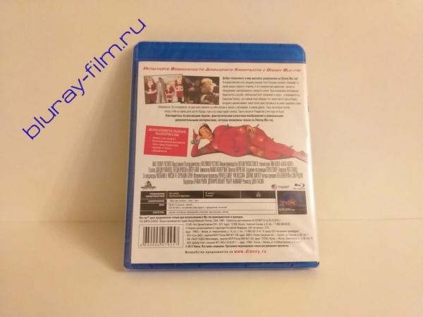 Санта Клаус (Blu-ray)