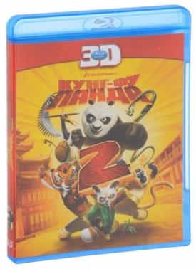 Кунг-фу Панда 2 3D