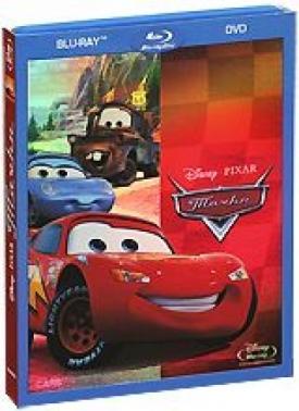 Тачки (Blu-ray + DVD)