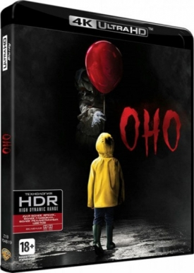 Оно (4K UHD Blu-ray)