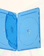 Футляр для 4 Blu-ray дисков с логотипом