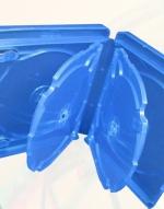 Футляр для 6 Blu-ray дисков с логотипом