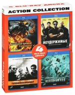 Action Сollection (4 Blu-ray)