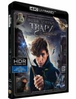 Фантастические твари и где они обитают (4K UHD Blu-ray)