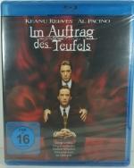 Im Auftrag des Teufels (Адвокат дьявола\без рус. языка) (Blu-ray)