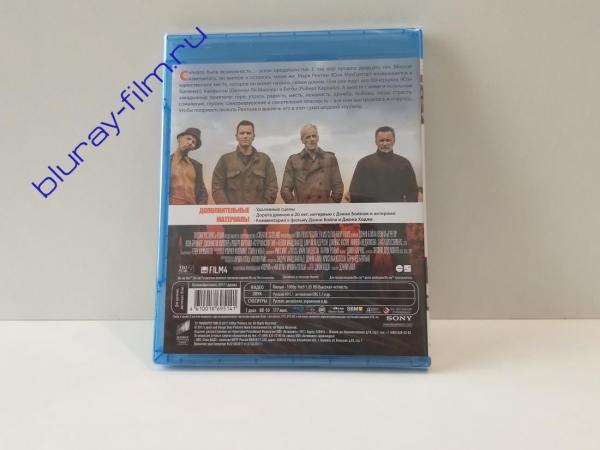 Т2 Трейнспоттинг (Blu-ray)