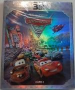 Тачки 2 3D (Blu-ray)