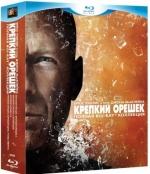 Крепкий орешек 1-5. Коллекция фильмов (5 Blu-ray)